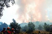 Bombeiros desmobilizam em dia de calamidade