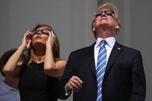 Como o mundo viu o eclipse solar