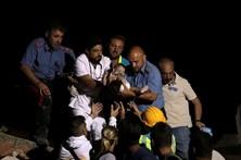 Bebé de sete meses salvo dos escombros após sismo em Itália