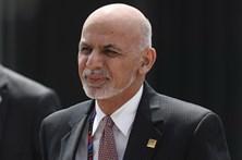 """Presidente afegão agradece """"compromisso duradouro"""" a Trump"""