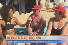 Repórter de Biquíni