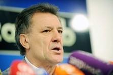 Ex-presidente do Dínamo Zagreb baleado numa perna