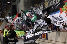 Vitória de Guimarães paga cinco mil euros por mau comportamento dos adeptos