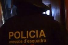 Polícia espanhola divulga operações de busca em Ripoll