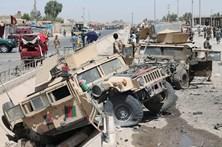 Cinco mortos e 25 feridos em atentado no sul do Afeganistão