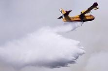 Meios aéreos espanhóis voltam a casa após combate aos fogos em Portugal