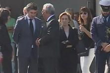 Marcelo e Costa presentes no funeral das vítimas portuguesas do atentado