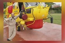 Corpo de piloto que combatia incêndio já está no Porto