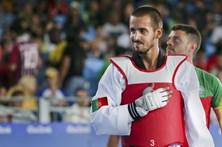 Rui Bragança conquista prata em taekwondo nas Universíadas de Taipé