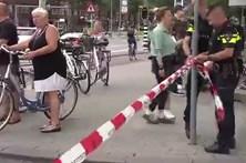 Carrinha espanhola com botijas de gás cancela concerto em Roterdão