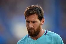 Barcelona vai oferecer contrato vitalício a Messi