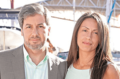 Mulher de Bruno de Carvalho despede rival no Sporting