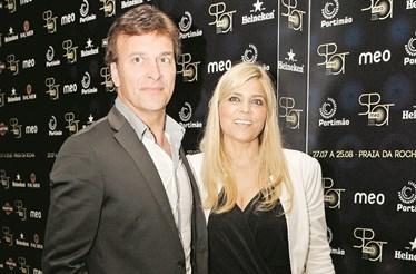 Tony Carreira e Fernanda preparados para o divórcio