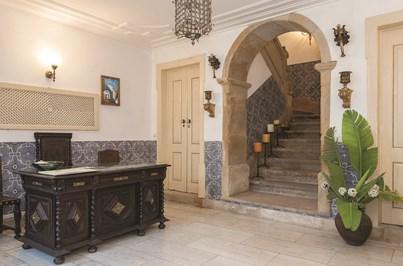 Casa dos Arcos: um hostel secular