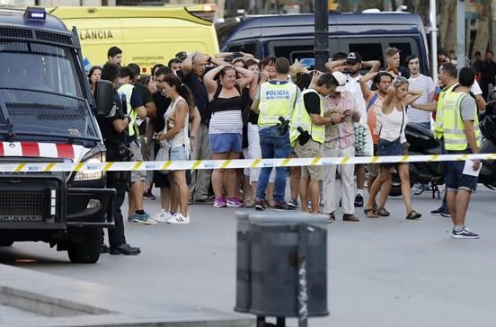Confirmada segunda vítima mortal portuguesa em Barcelona
