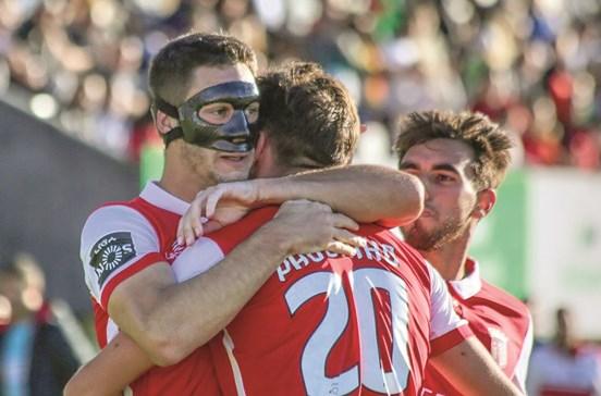 Vitória do Sp. Braga na Liga Europa depois do sofrimento