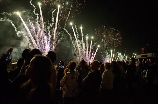 Viana do Castelo e Cerveira são exceções na proibição de fogo-de-artifício