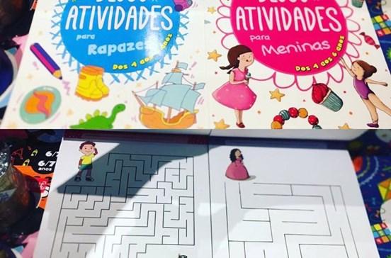 Porto Editora volta a colocar à venda livros de atividades polémicos