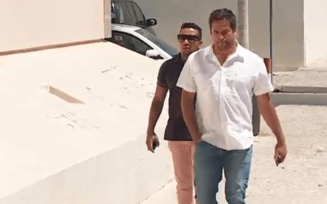 Hugo Ernano é o GNR agredido pelo cantor