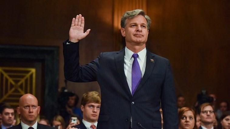 Senado dos EUA aprova Christopher Wray como novo diretor do FBI