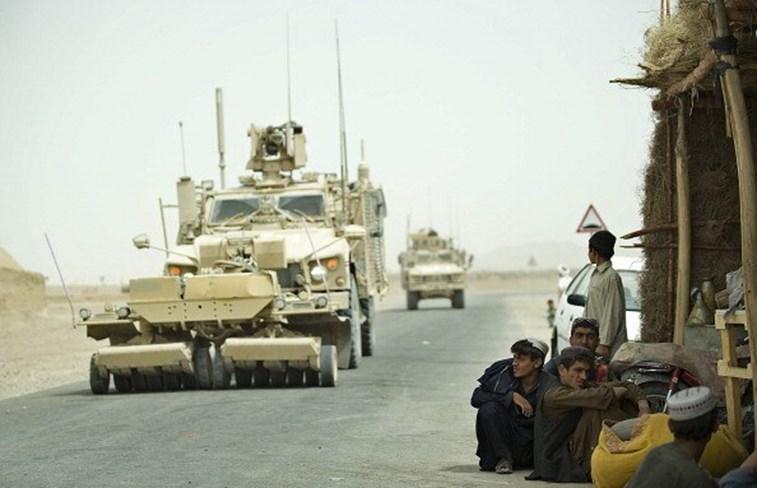 Afeganistão: Atacada coligação liderada pela NATO