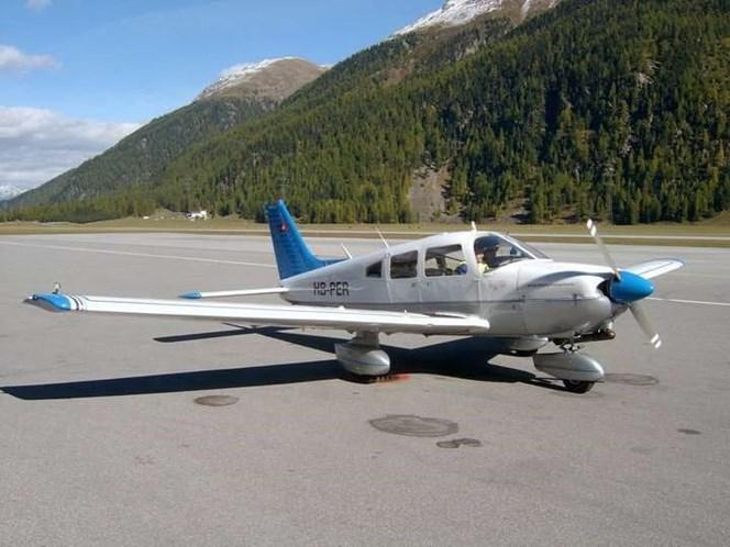 Queda de avião de turismo mata 3 pessoas na Suíça