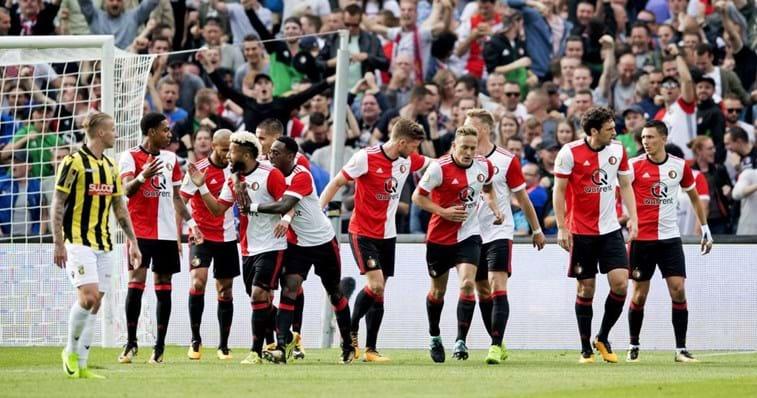 Nos pênaltis, Feyenoord conquista Supercopa da Holanda após 17 anos