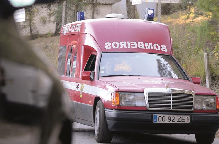 Explosão em Vila Verde faz um morto