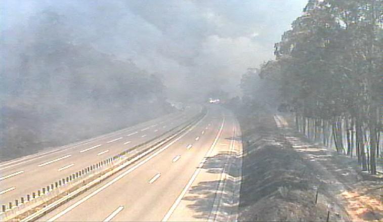 A1 cortada nos dois sentidos entre Mealhada e Coimbra Norte