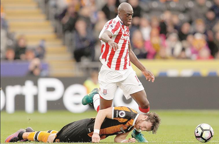 Martins Indi é o mais recente reforço do Stoke City — Oficial