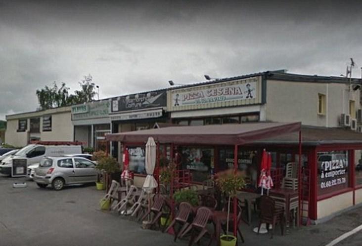 Motorista invade pizzaria e deixa uma pessoa morta e vários feridos