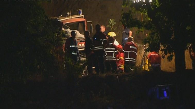 Dois civis e uma bombeira feridos no Fundão