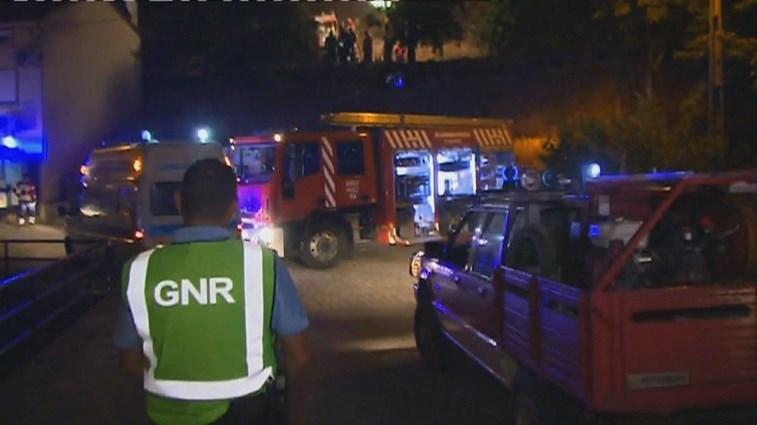 Incêndios: Louriçal e Vila de Rei continuam ativos