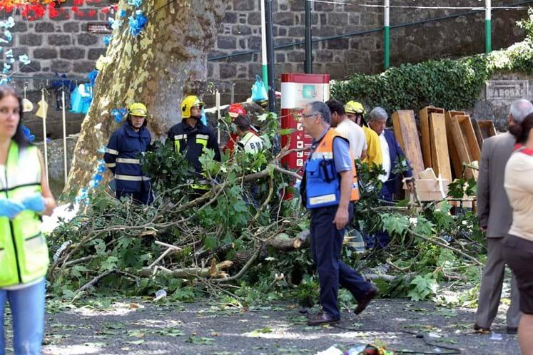 Junta enviou 3 avisos, Câmara não sabe de nada — Tragédia na Madeira