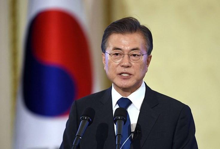 Presidente sul-coreano afasta guerra com Coreia do Norte