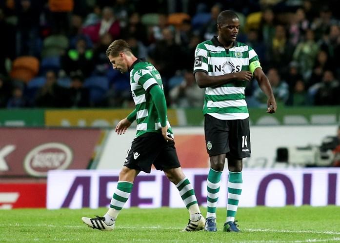 Os onzes do V.Guimarães - Sporting