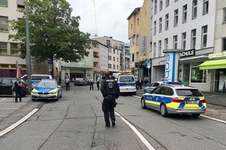Ataque com faca na Alemanha faz um morto