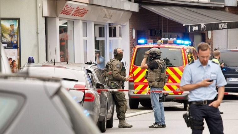 Pelo menos um morto e um ferido em esfaqueamento na Alemanha