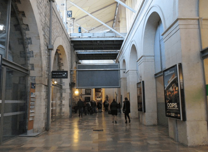 Gare de Nimes evacuada após falso alarme de homens armados