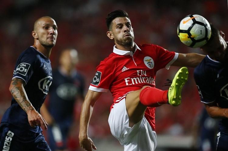 Benfica goleia Belenenses com golos de Jonas, Salvio e Seferovic — Crónica