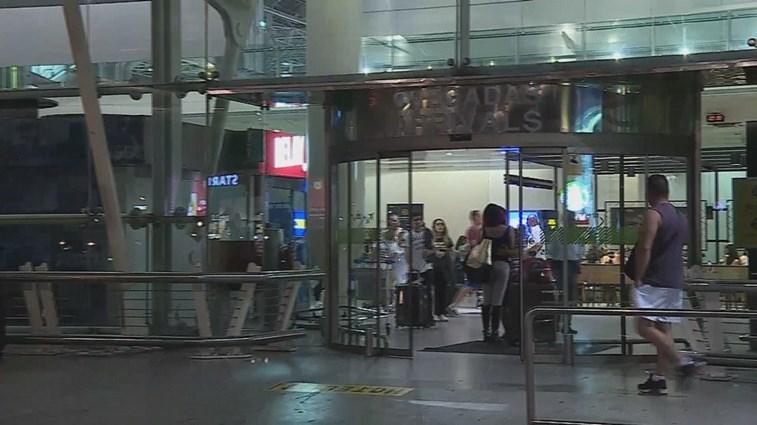 Erro técnico obrigou a isolar área internacional do Aeroporto de Lisboa