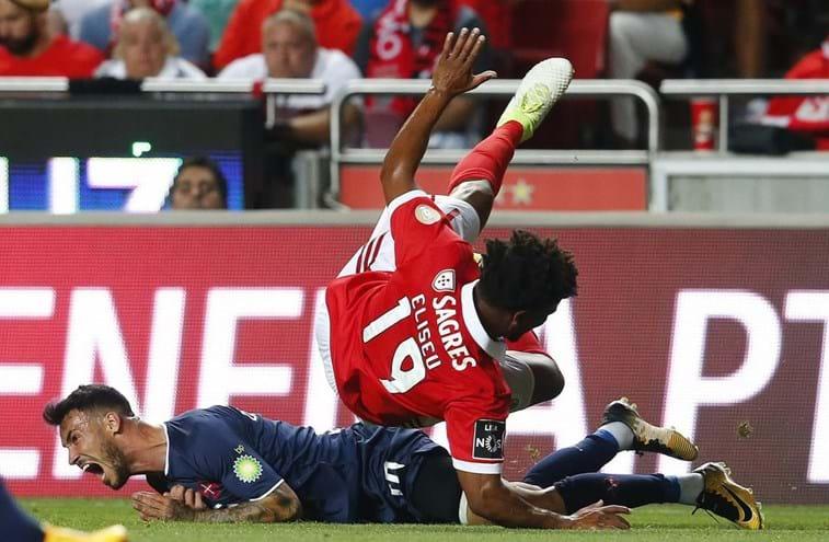 Conselho de Arbitragem culpa vídeo-árbitro pela não expulsão de Eliseu — Benfica