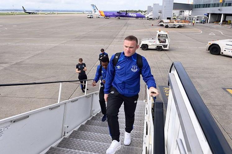 Rooney anuncia aposentadoria da Seleção Inglesa