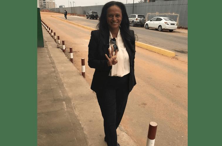 Isabel dos Santos exonerada