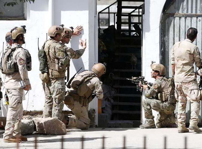 Dois mortos em ataque a uma mesquita em Cabul
