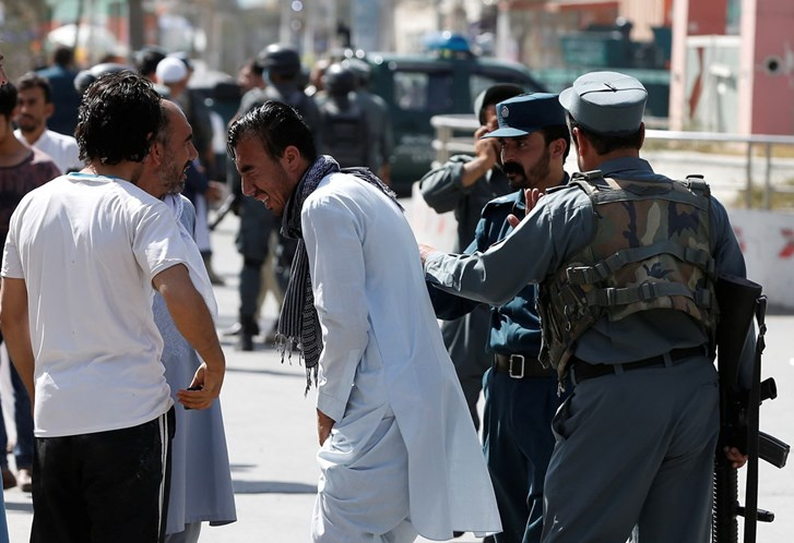 Pelo menos dois mortos em ataque a mesquita xiita em Cabul