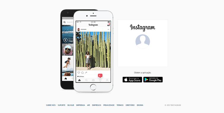 Facebook e Instagram ficam fora do ar na manhã deste sábado