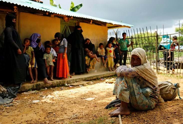 Mais de 18 mil rohingyas fugiram para o Bangladesh