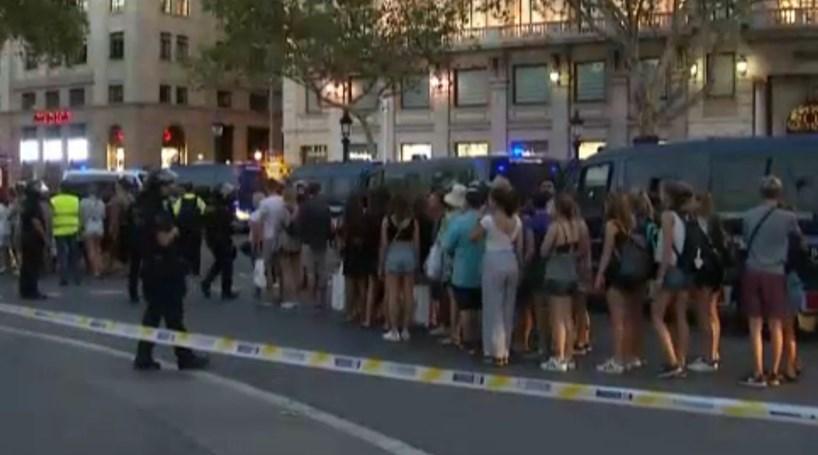 Daesh reivindicou ataque em Barcelona
