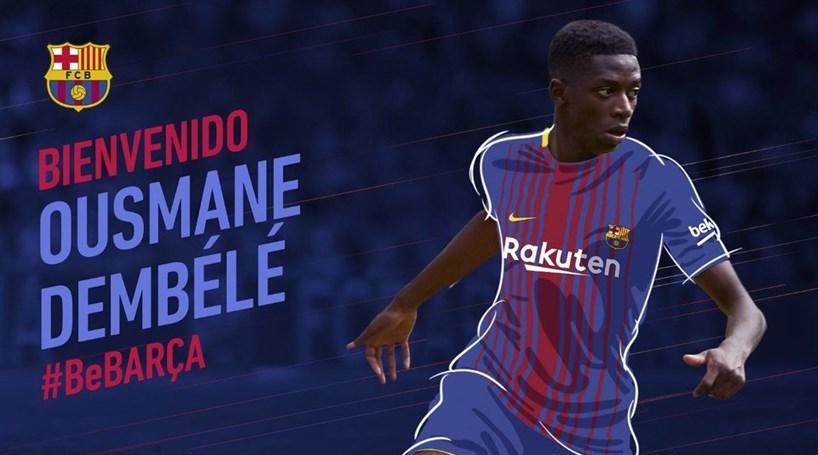Presidente do Barça terá reuniões por Coutinho e Dembélé, diz jornal